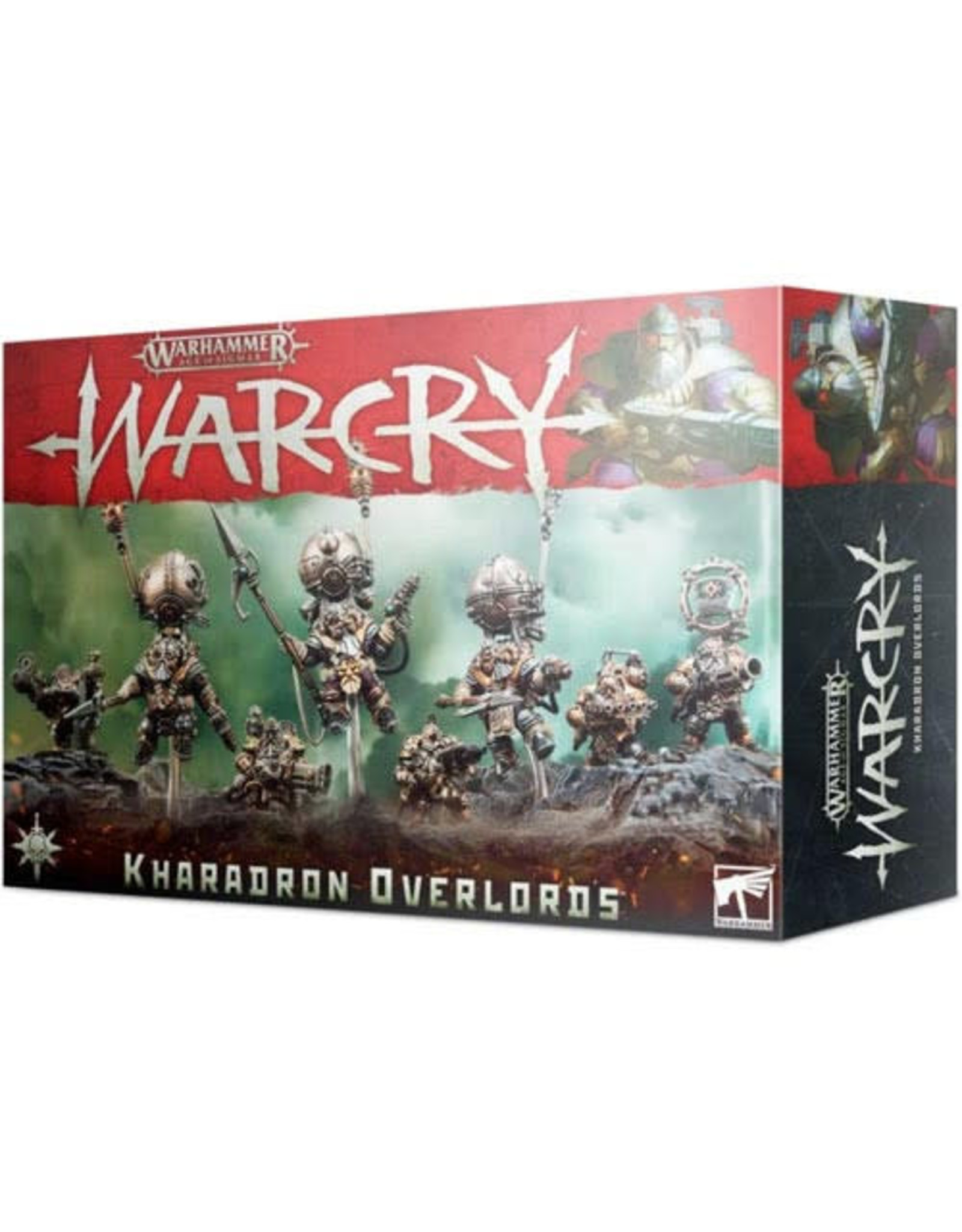 Warcry Kharadron Overlords