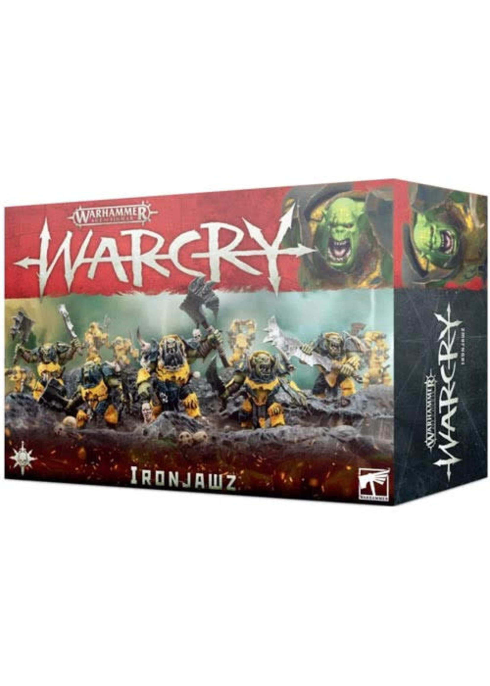 Warcry Ironjaws