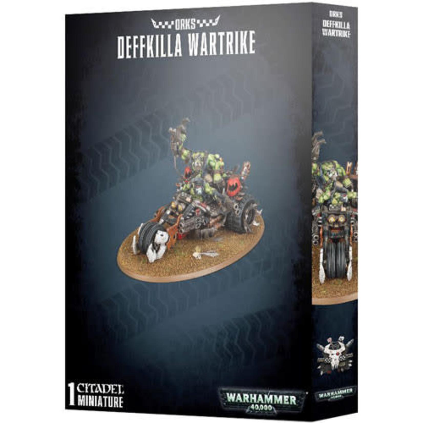 Orks Deffkilla Wartrike (40K)
