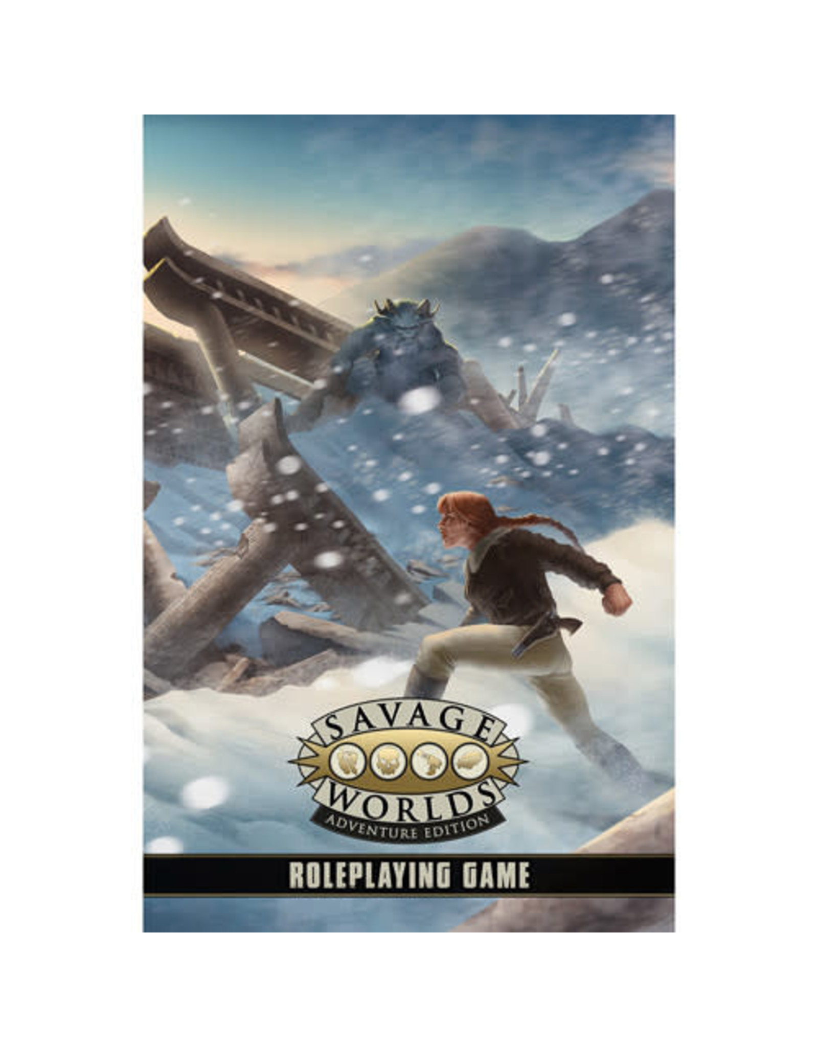 Savage Worlds Adventure Edition