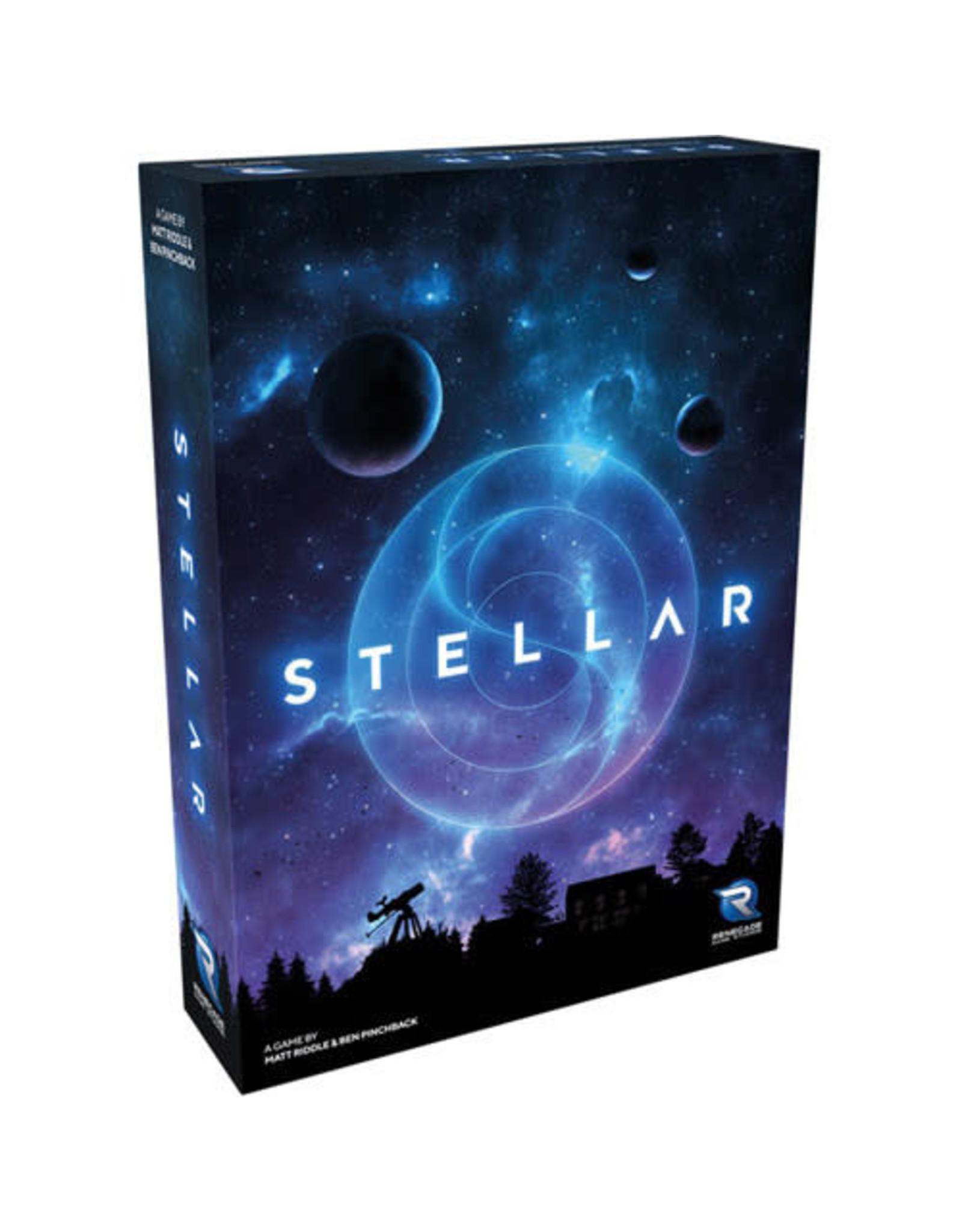 Stellar Board Game