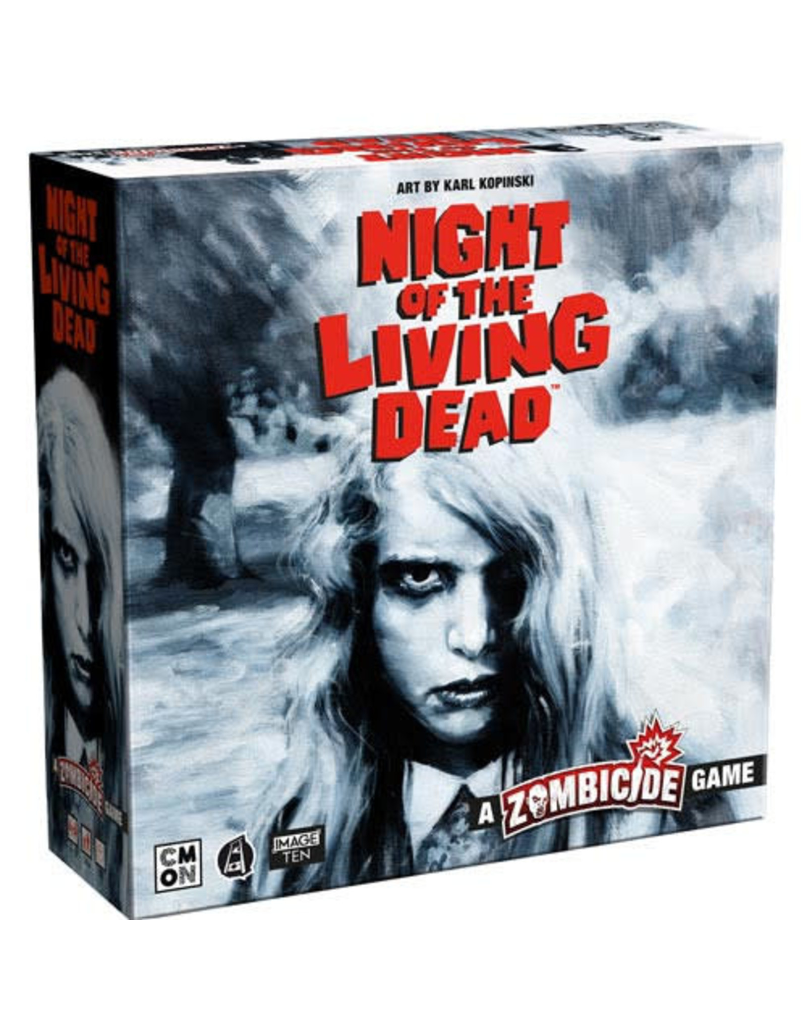 Zombicide: Night of the Living Dead Board Game