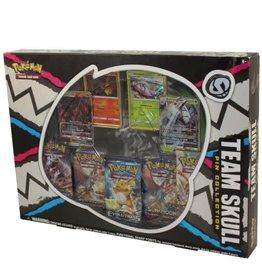 Pokemon Pin Collection Team Skull