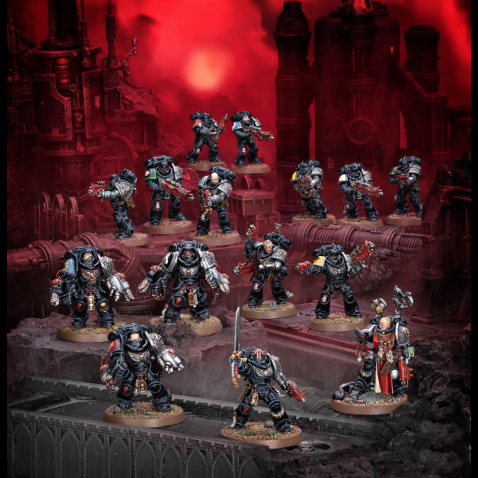 Games Workshop Deathwatch Combat Patrol (40K)
