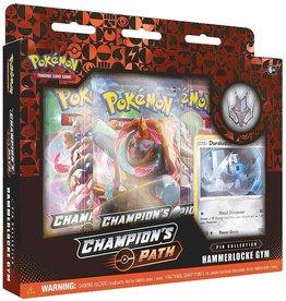 Pokemon Champion's Path Pin Collection Hammerlocke Gym