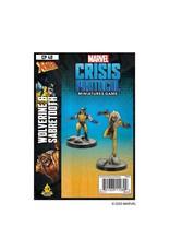 Marvel Crisis Protocol - Wolverine & Sabretooth