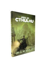 FATE RPG: System Cthulhu Core