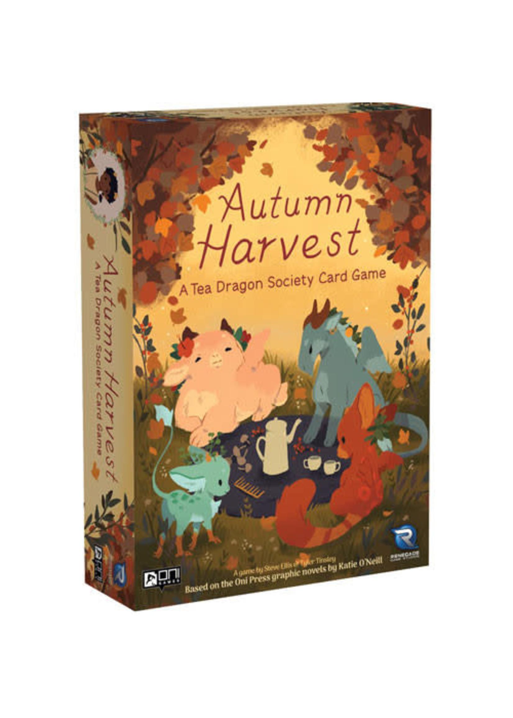 Autumn Harvest A Tea Dragon Society Card Game