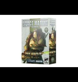 Space Marine Heroes Series 3 Booster Pack (40K)
