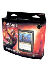 Wizards of the Coast Commander Legends Arm for Battle Commander Deck