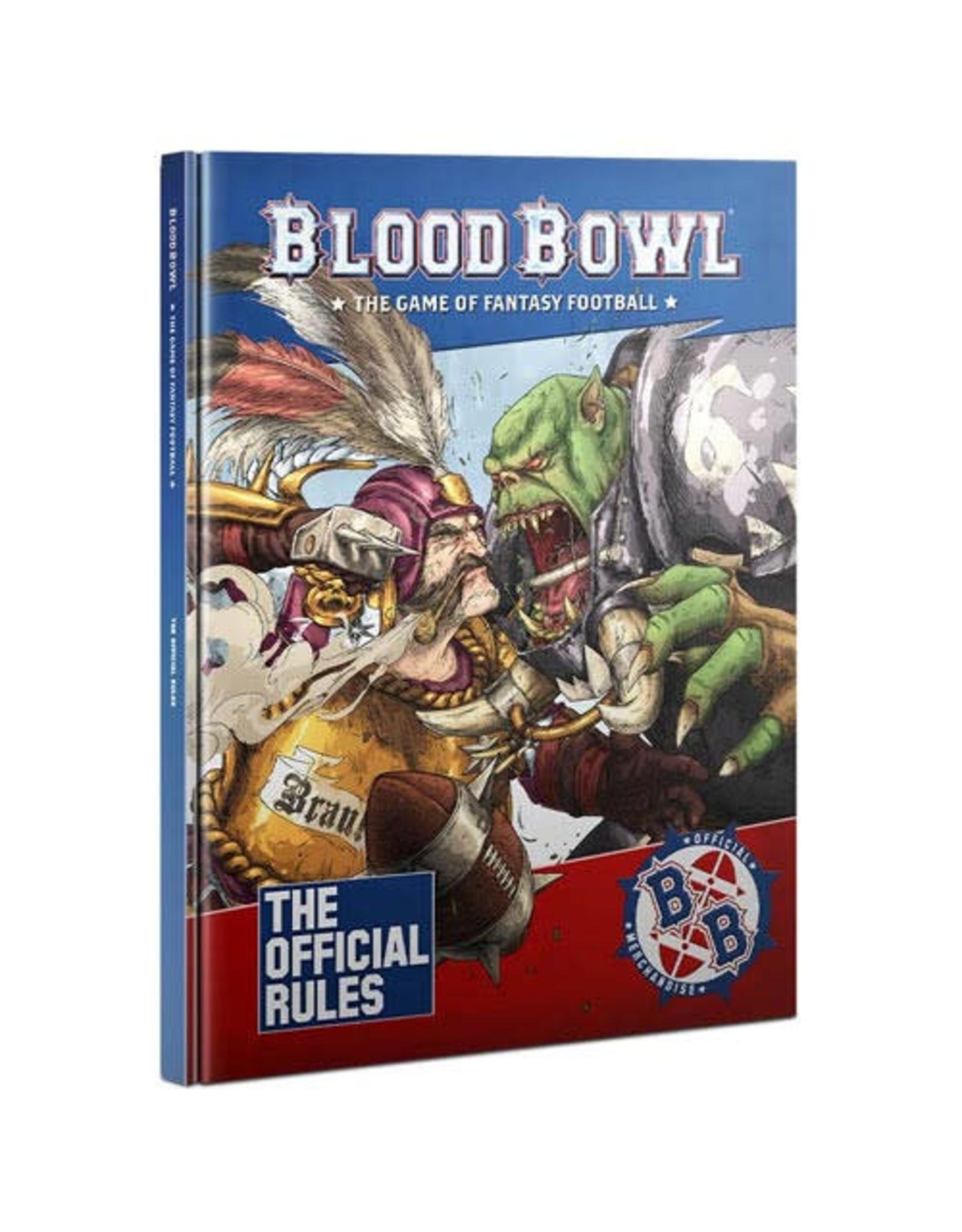 Blood Bowl Rule Book Second Season
