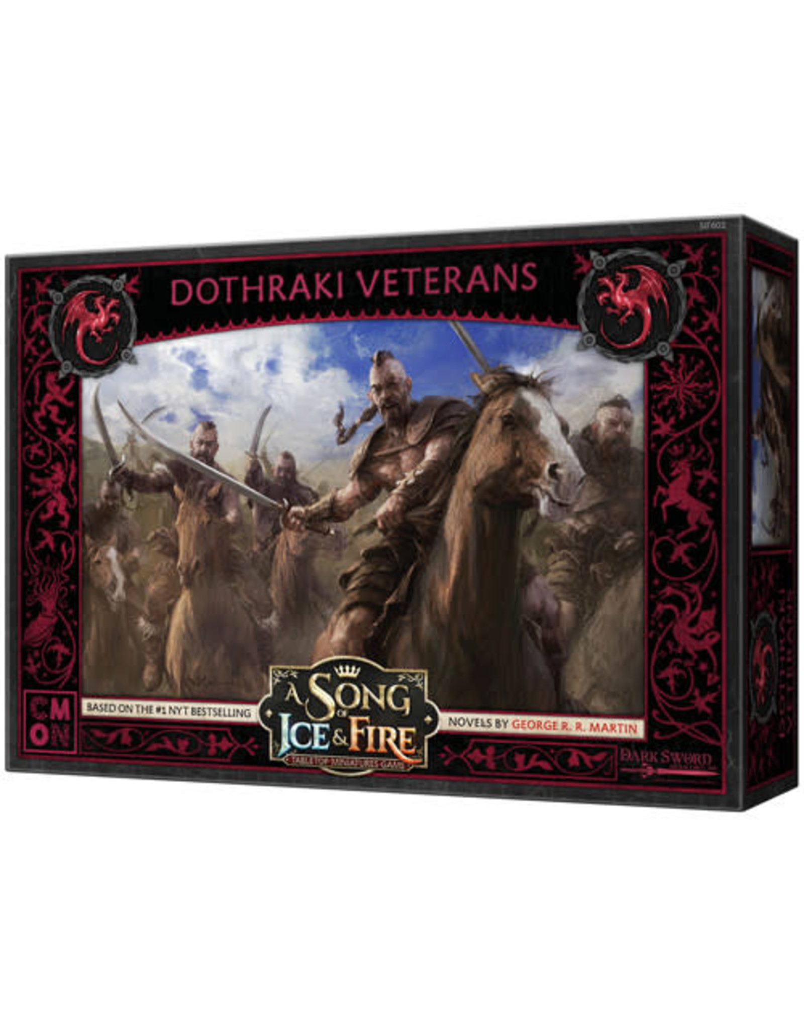 Asmodee A Song of Ice & Fire Targaryen Dothraki Veterans