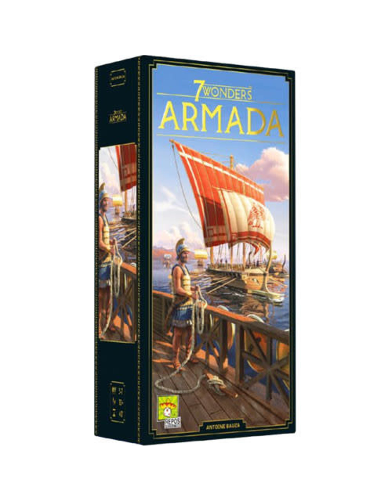 7 Wonders (New Edition) Armada Expansion