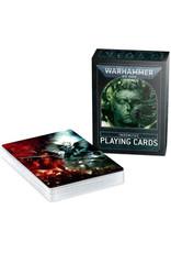 Indomitus Playing Cards (40K)