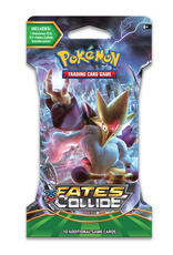 Pokémon Pokemon Fates Collide Booster Pack