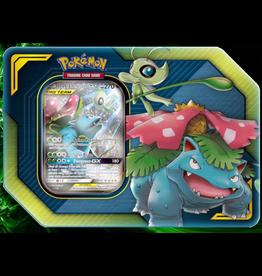 Pokémon Pokemon Tag Team Tin: Celebi & Venusaur