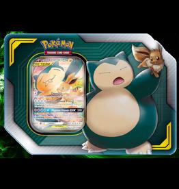 Pokémon Pokemon Tag Team Tin: Evee & Snorlax