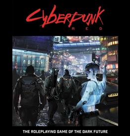 Cyberpunk RPG Red Core Rulebook