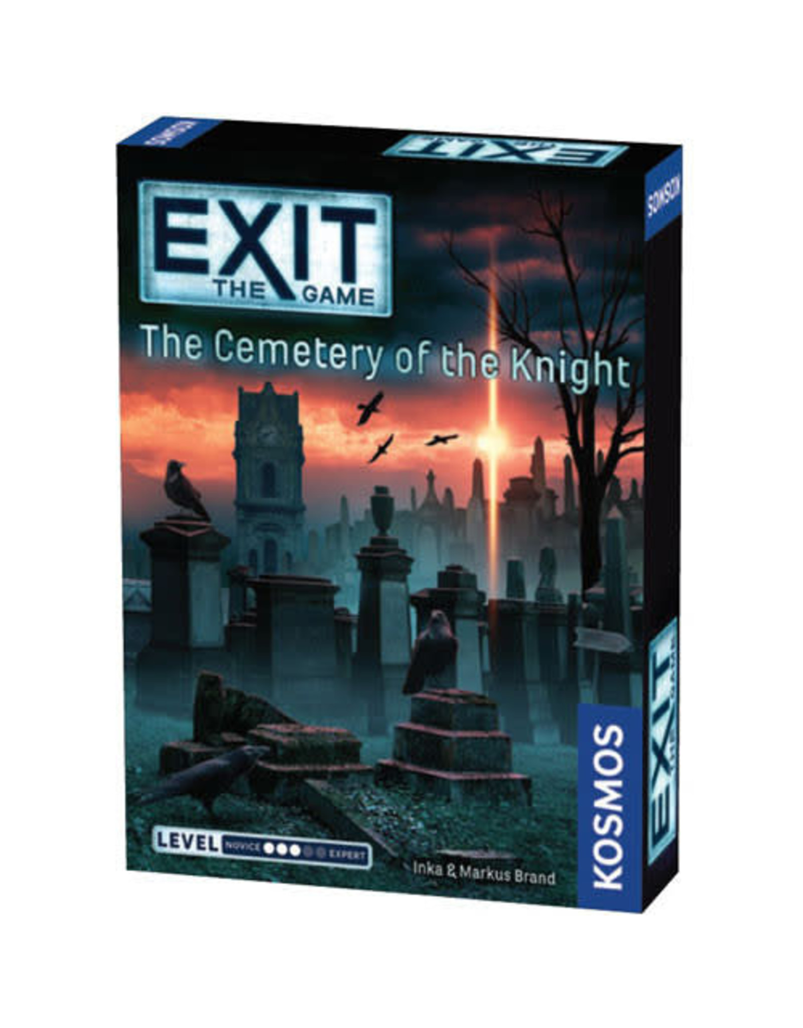 Exit: The Cemetery of the Knight Board Game