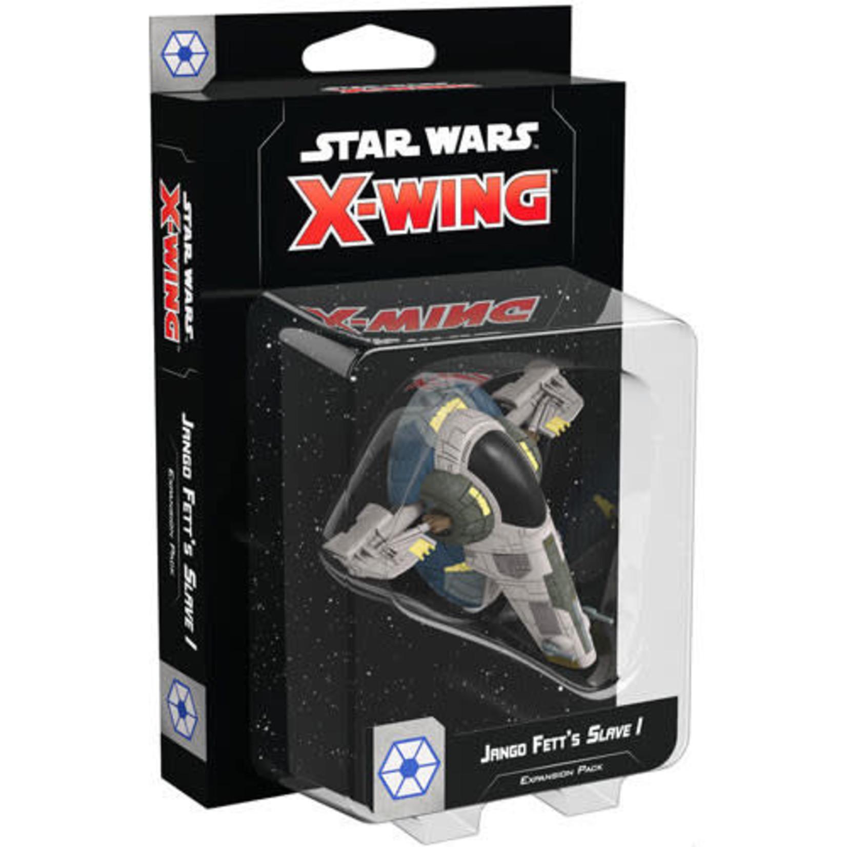 Star Wars X-Wing 2e: Jango Fett's Slave 1 Expansion