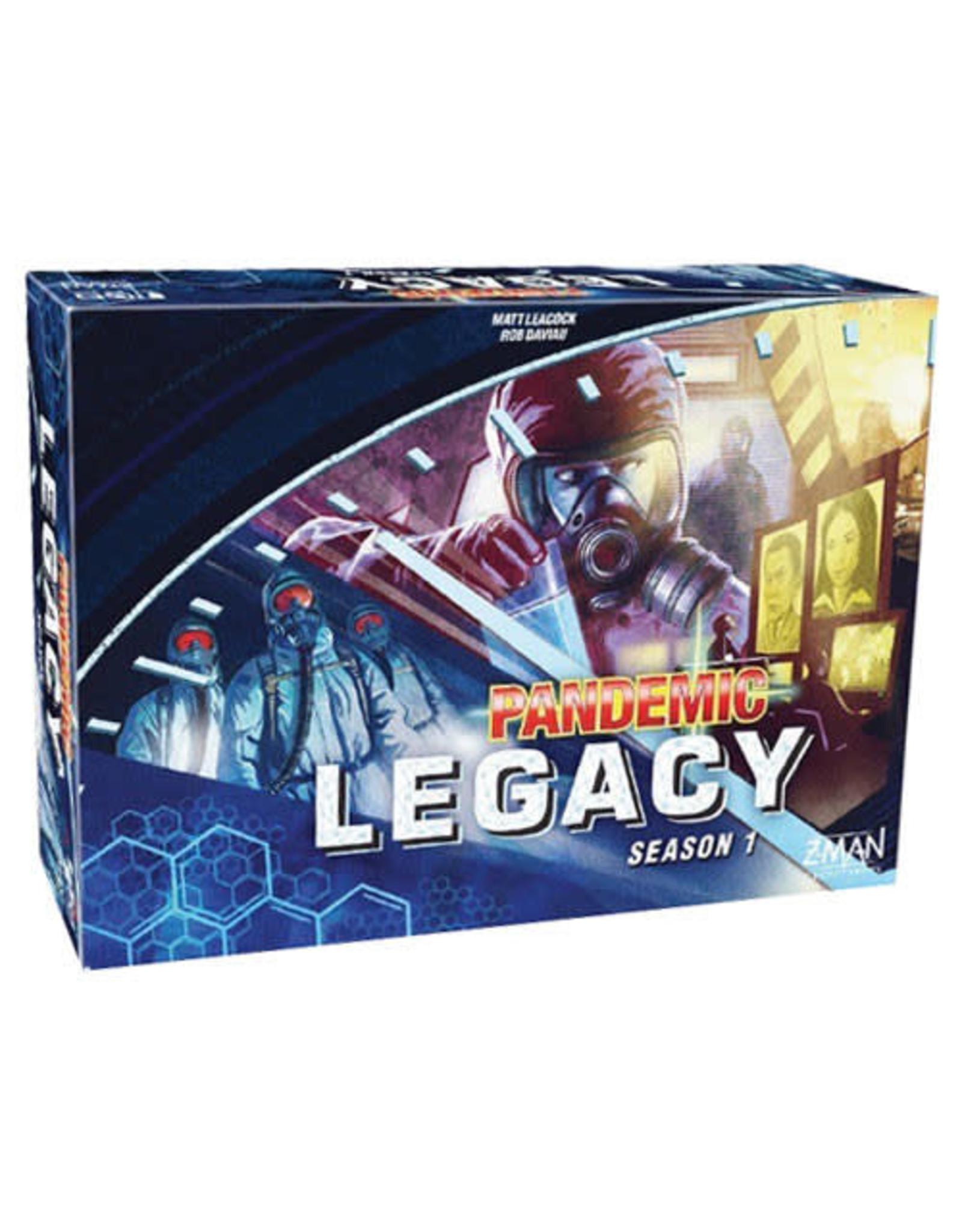 Pandemic Legacy: Season 1 Blue Board Game
