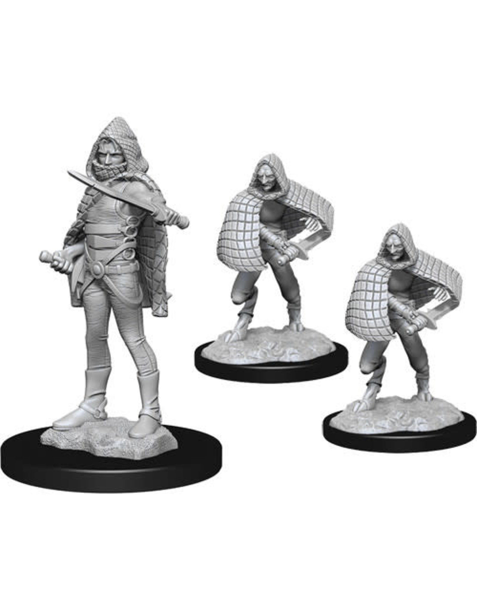 D&D Unpainted Minis: Darkling Elder & Darklings (Wave 13)