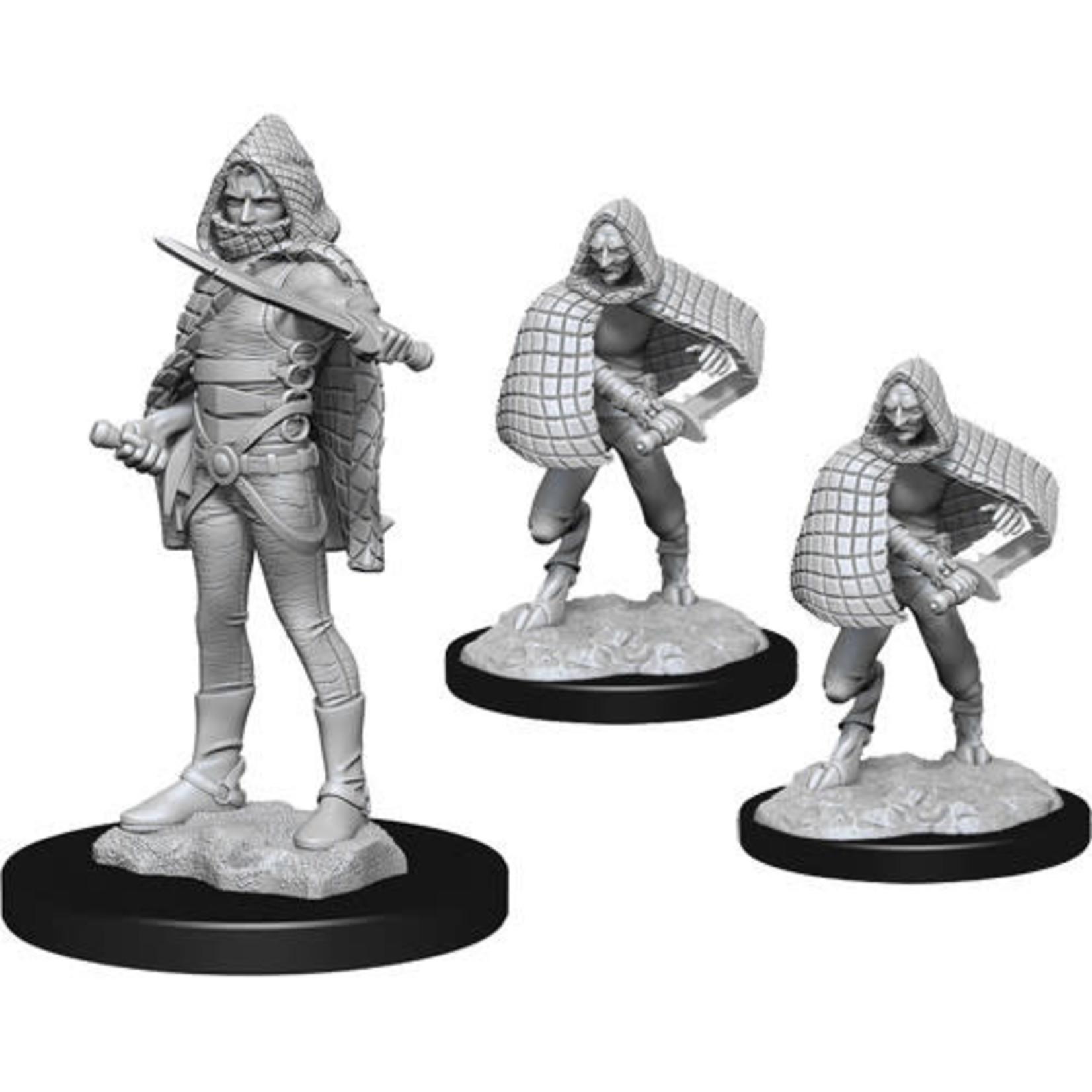 D&D Unpainted Minis: Darkling Elder & Darklings (Wave 13)