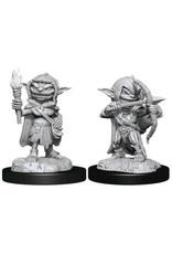 D&D Unpainted Minis: Pathfinder Goblin Rogue Female (Wave 13)