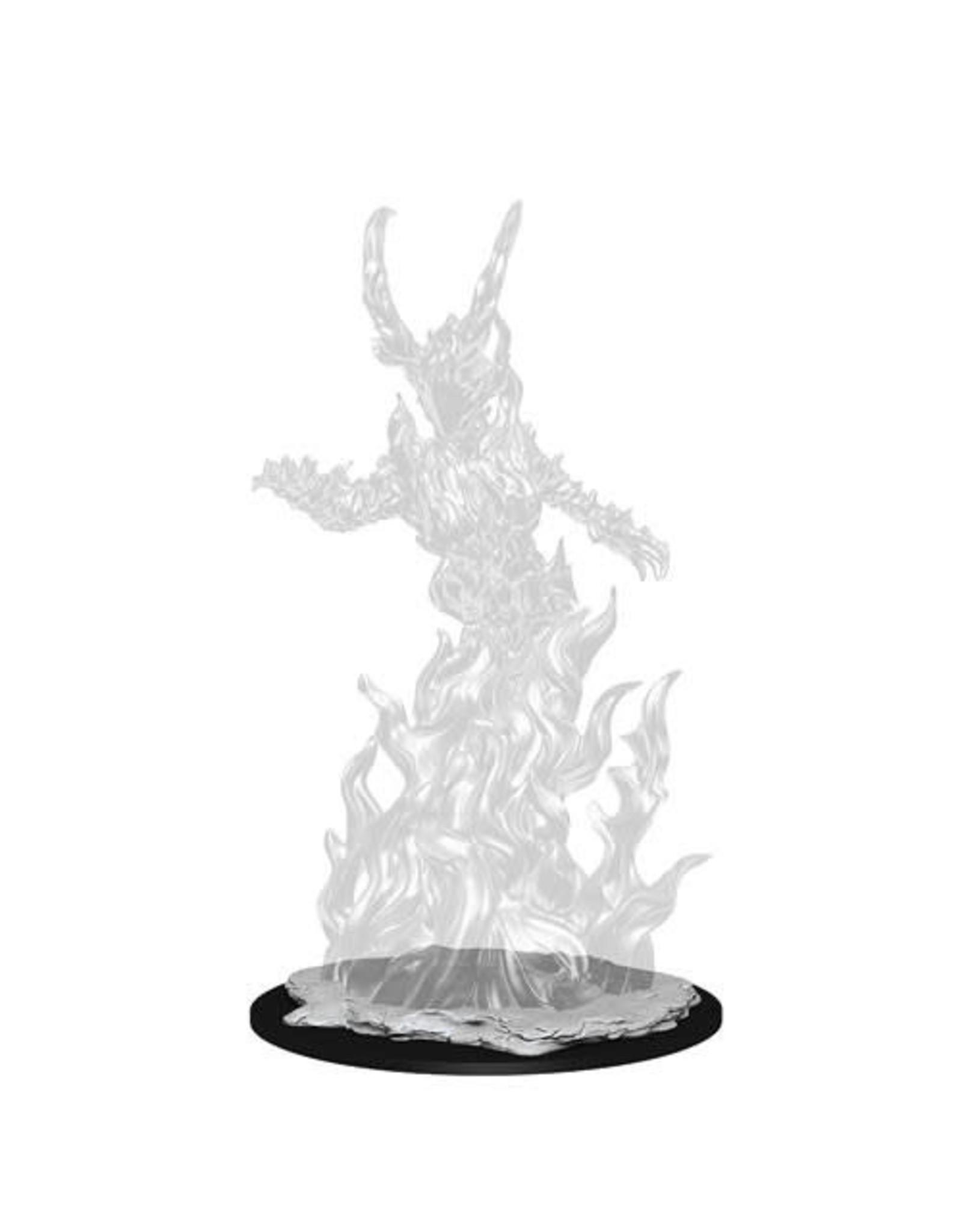 D&D Unpainted Minis: Pathfinder Huge Fire Elemental Lord (Wave 13)