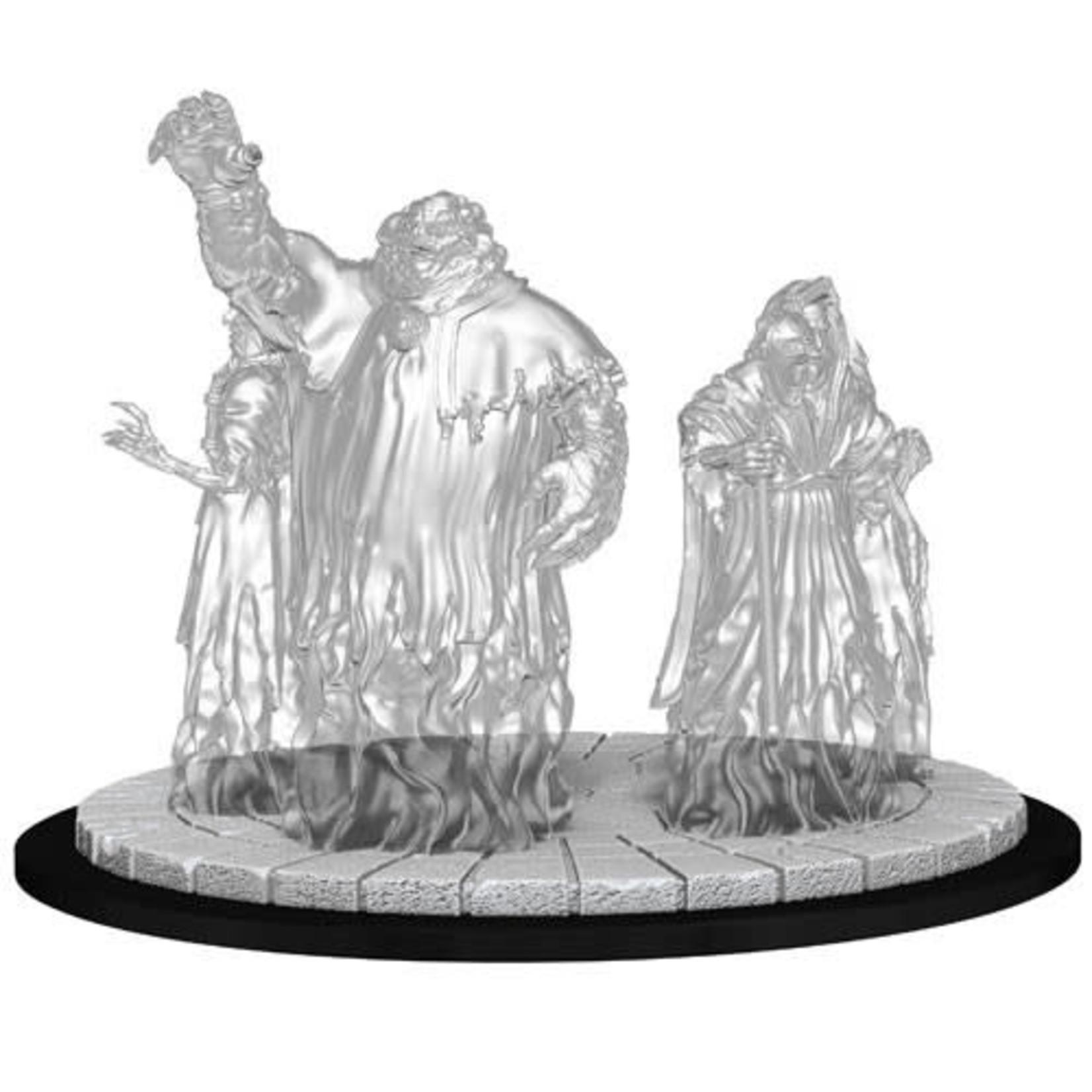 D&D Unpainted Minis: Obzedat, Ghost Council (Wave 13)