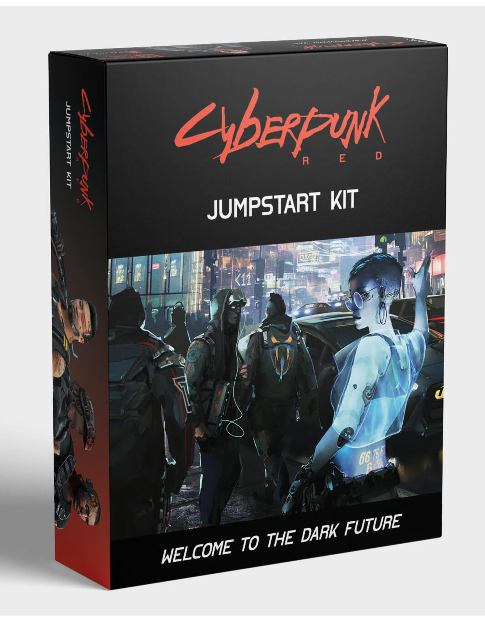 Cyberpunk RPG Red Jumpstart Kit