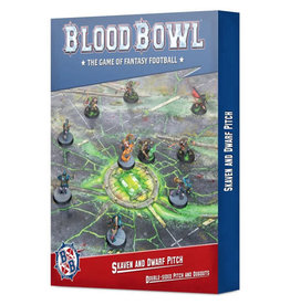 Blood Bowl: Skaven & Dwarf Pitch
