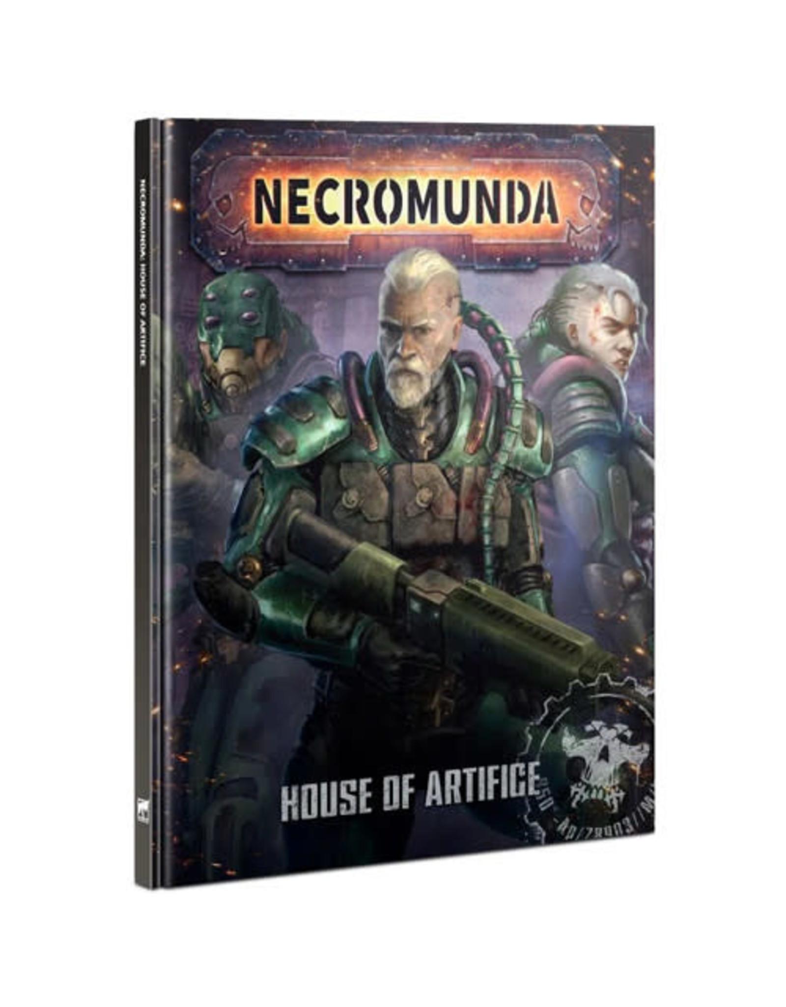 Necromunda House of Artifice