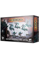 Necromunda Archeoteks and Grav Cutters