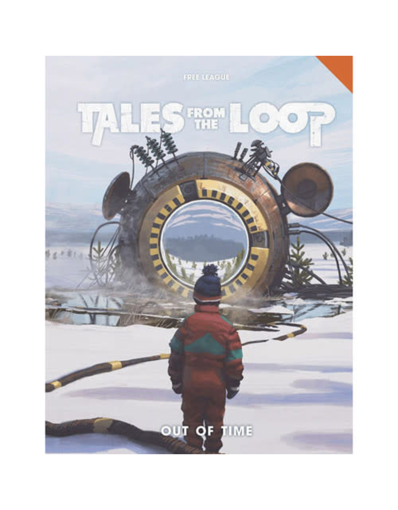 Tales From the Loop RPG: Out of Time
