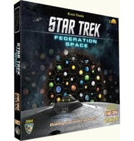 Star Trek Catan: Federation Space Board Game