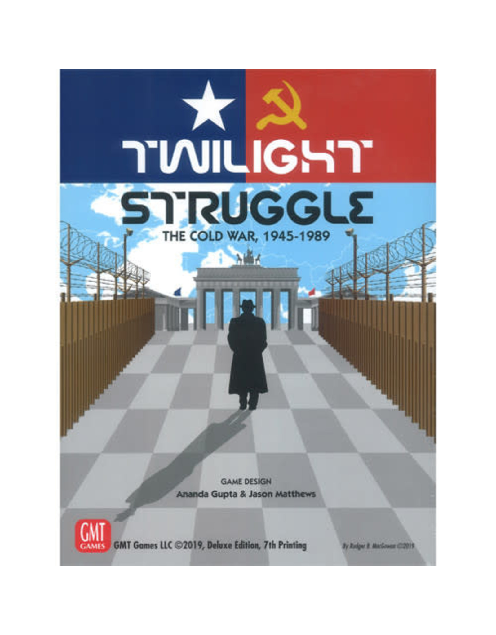 Twilight Struggle Board Game