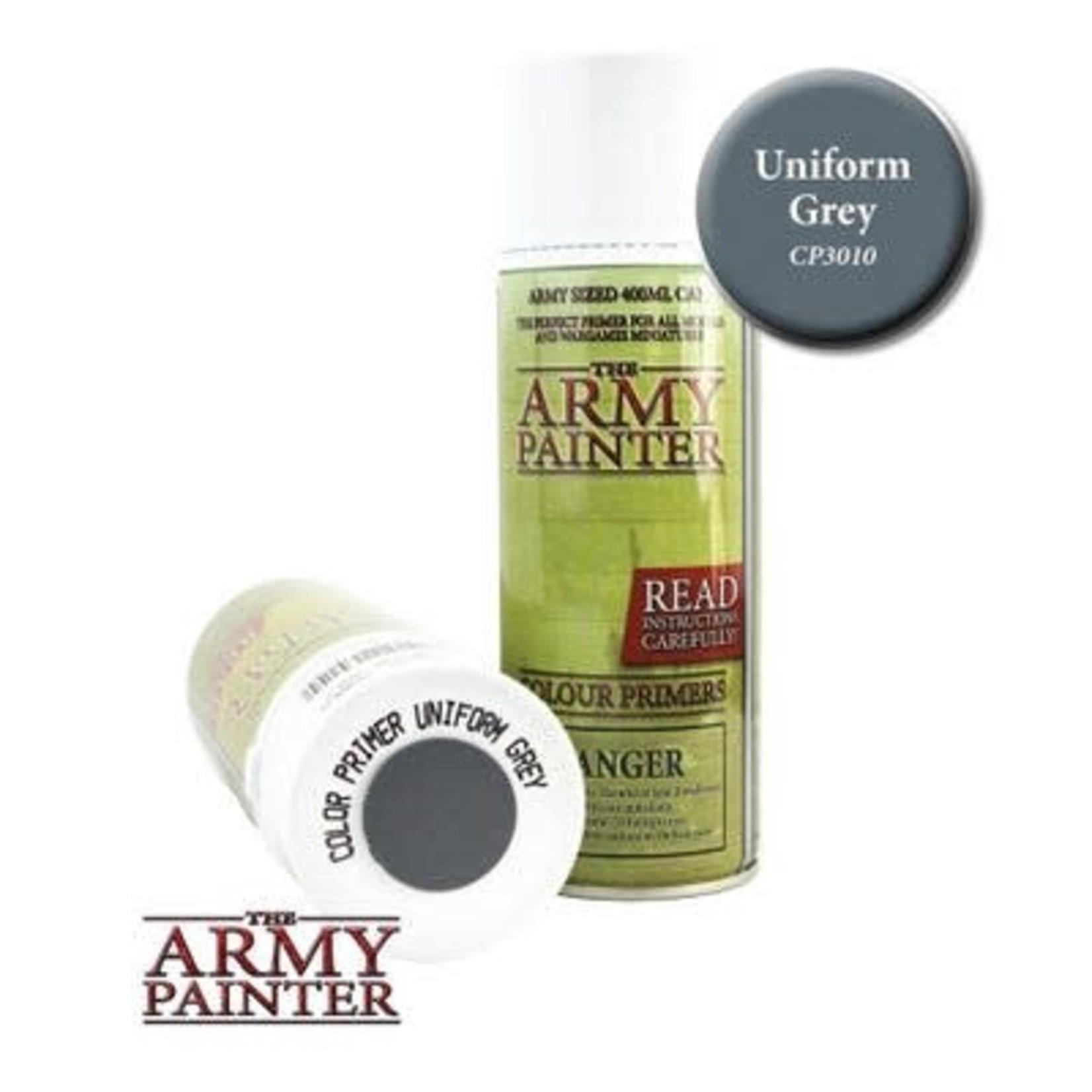 Colour Primer Uniform Grey (TAP)
