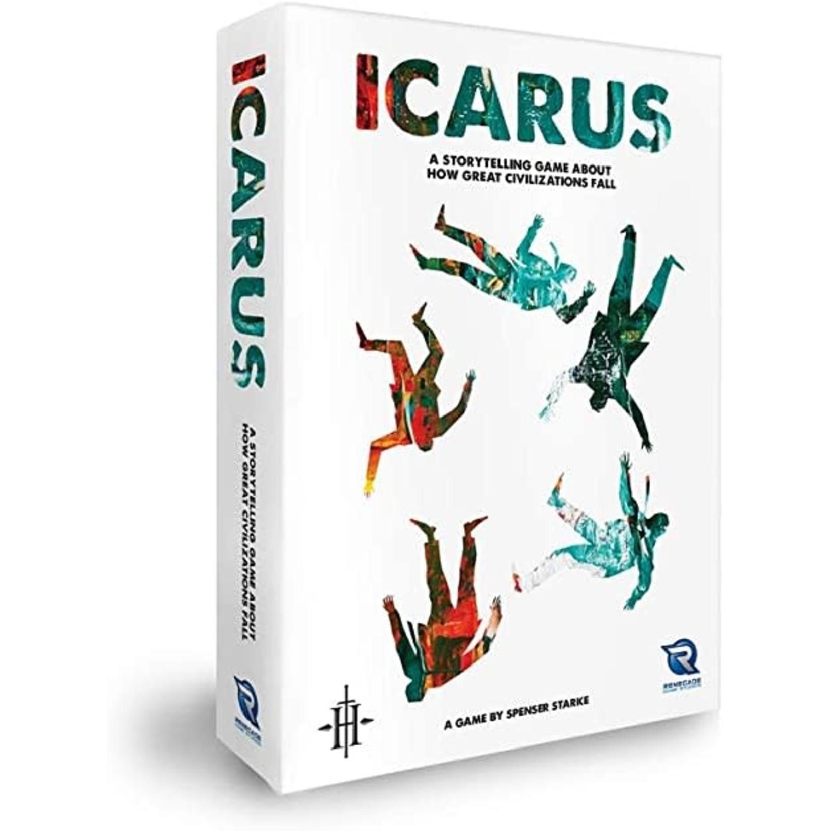 Icarus Board Game