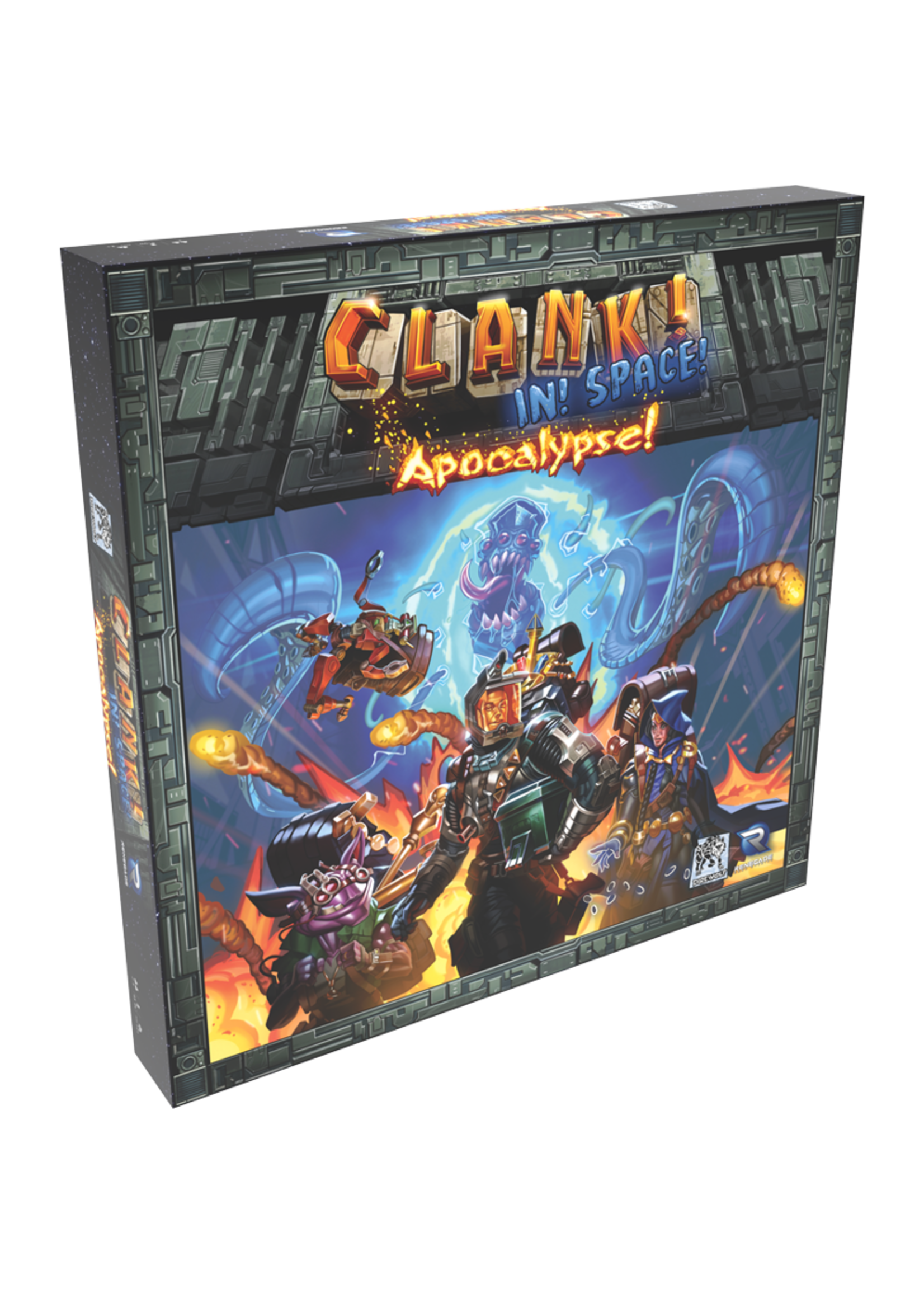 Clank! in Space! - Apocalypse Expansion