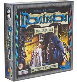 Dominion Intrigue: 2nd Edition Card Game