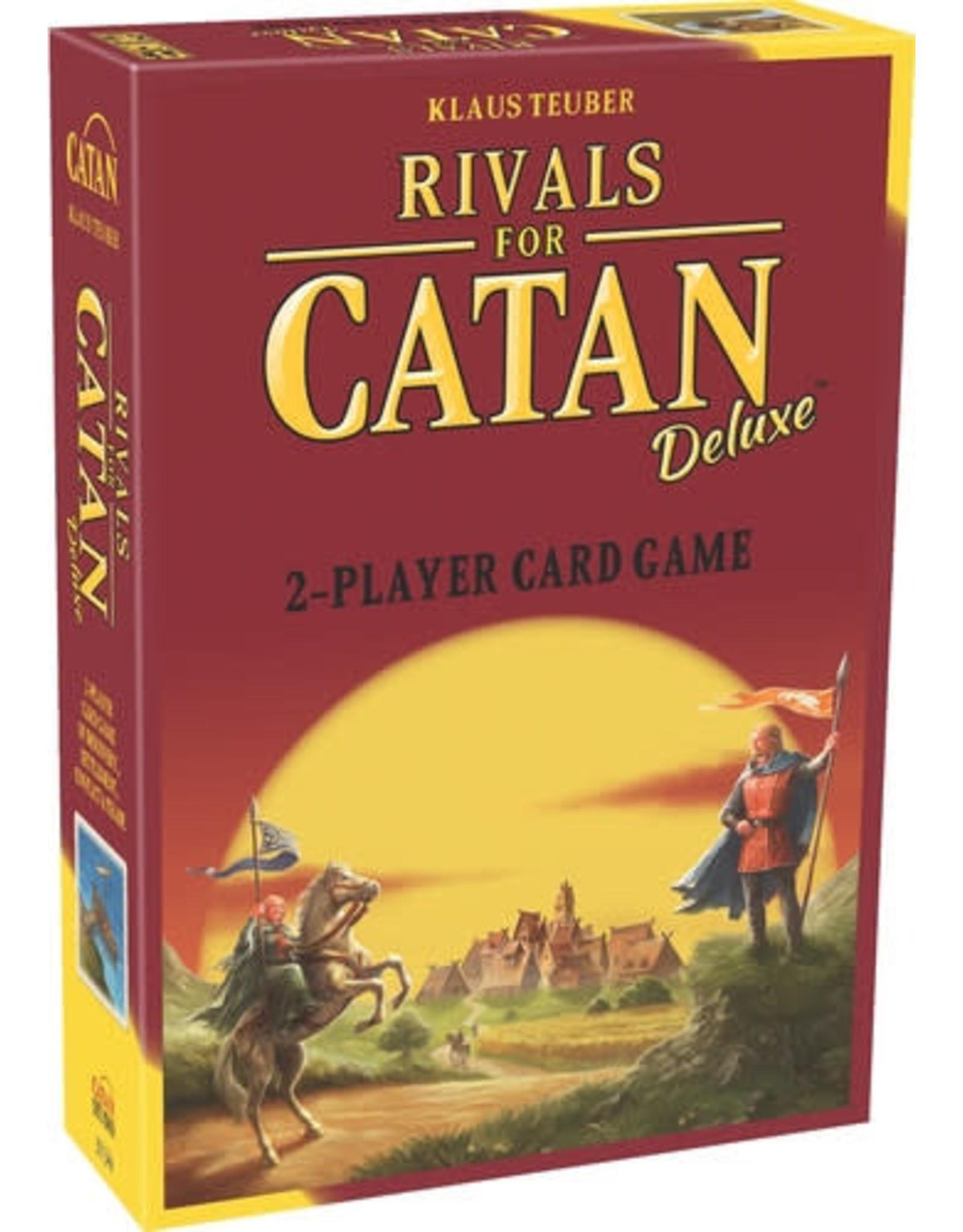 Catan: Rivals for Catan Deluxe