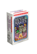 Choose Your Own Adventure: War with the Evil Power Master Board Game