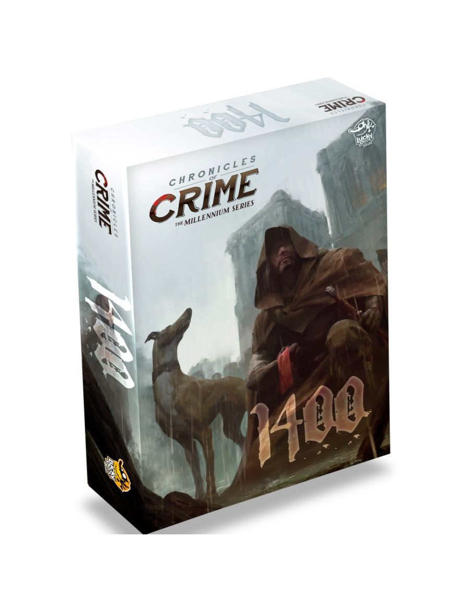 Chronicles of Crime 1400 Expansion