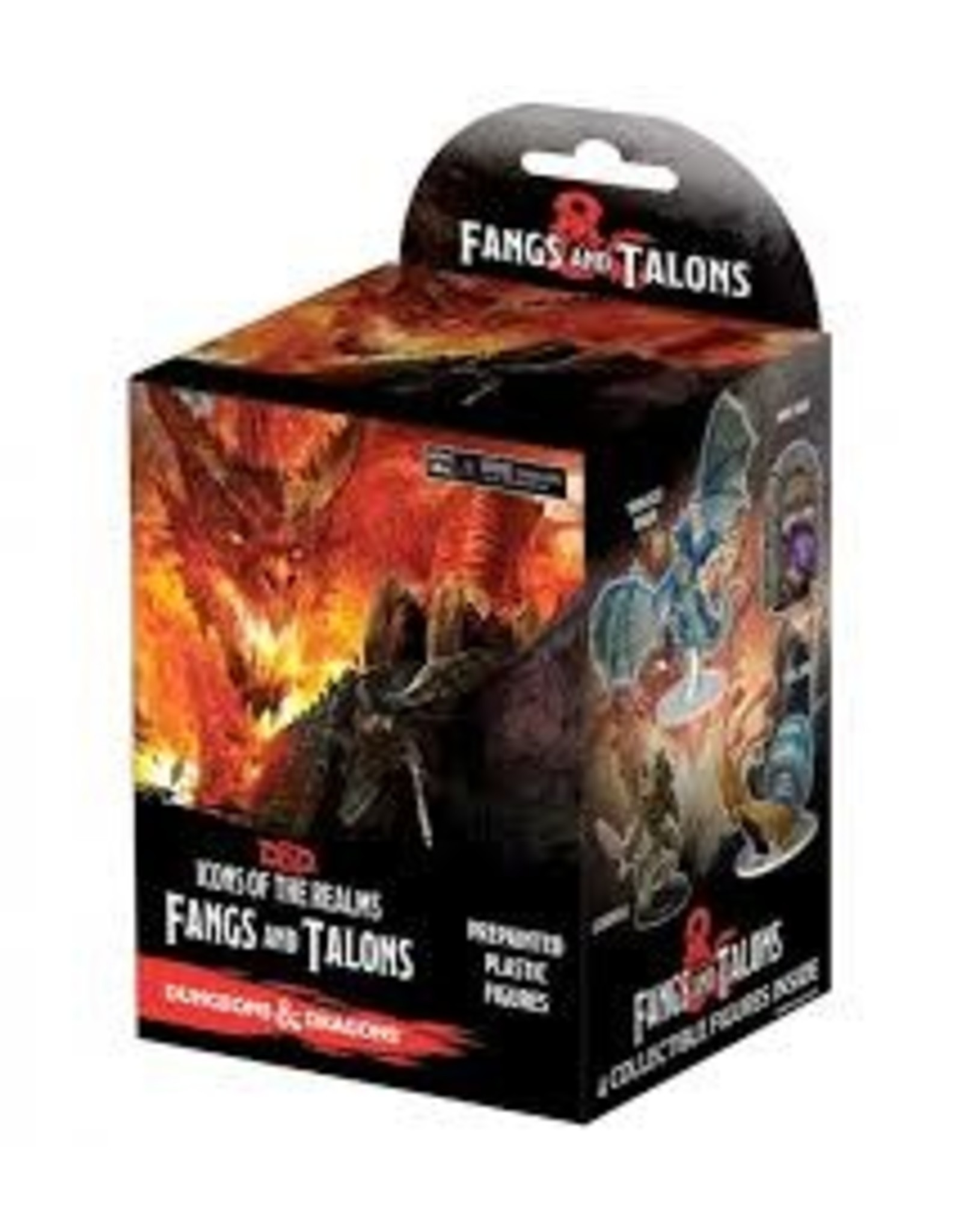 D&D Icon of the Realms  Gangs and Talons Booster Pack