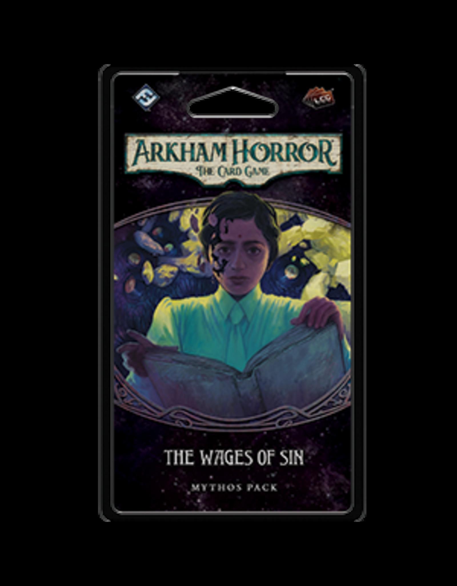 Arkham Horror LCG: Union and Disillusion Mythos Pack