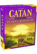 Catan Traders & Barbarians Expansion Board Game