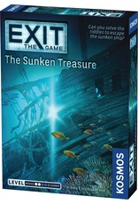 Exit: The Sunken Treasure Express Board Game
