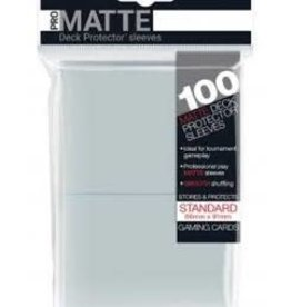 Ultra Pro Ultra Pro Sleeves Matte Clear 100ct