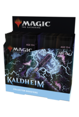 Wizards of the Coast Kaldheim Collector Booster Box